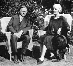 Herbert and Lou Hoover