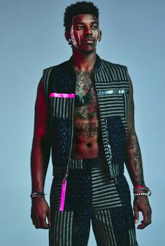 Nick Young. Nba Fashion, State Of Florida, Second World, Punk, Gallery, Sports, Hs Sports, Roof Rack, Punk Rock