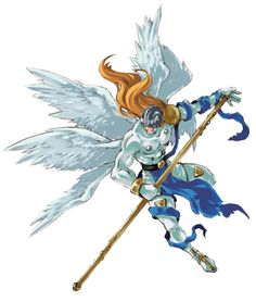 Anothet pic of Angemons wings