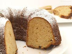 Bundt Cake de turrón de Jijona - MisThermorecetas Cake Cookies, Food And Drink, Cooking Recipes, Bread, Gluten, Bundt Cakes, Breakfast, Cookies