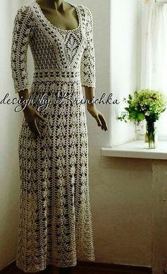Fabulous Crochet a Little Black Crochet Dress Ideas. Georgeous Crochet a Little Black Crochet Dress Ideas. Crochet Wedding Dresses, Crochet Bodycon Dresses, Black Crochet Dress, Wedding Dress Patterns, Crochet Lace, Knit Dress, Simple Dresses, Nice Dresses, Mode Crochet