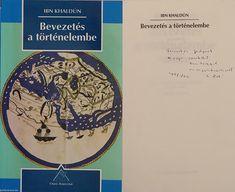 Bevezetés a történelembe (fordító által dedikált példány)