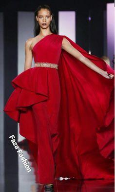 Ralph and Russo 2014 Fall/Winter Couture Collection - Paris Fashion Week #pfw مجموعة الكوتور لخريف شتاء ٢٠١٤ من رالف آند روسو Faza Fashion #RalphandRusso