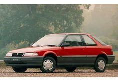 ROVER 200 90-96 coupe przedni lewy - Zdjęcia