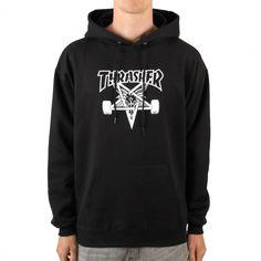 THRASHER Mag Skate Goat sweat à capuche noir 89,00 € #skate #skateboard #skateboarding #streetshop #skateshop @playskateshop