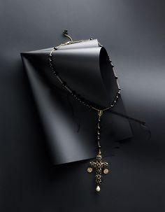 Jejewelry and Sewing by Dhyan Bodha D'Erasmo & G, via Behance