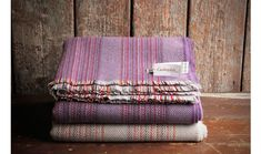 Cushendale Woollen Mills, Fashion Accessories and Home Furnishings - link to their site, not a blog.