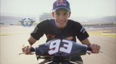 Marc Marquez - Youngest MotoGP World Champion - 9 out of 9 today