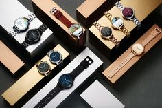 #Motorola #Unveils the New & Updated #Moto #360 #SmartwatchNow capable of up to 300 unique customization combinations. #Wearable #Technology #YankoDesign