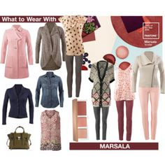 What to Wear with the color of the year!