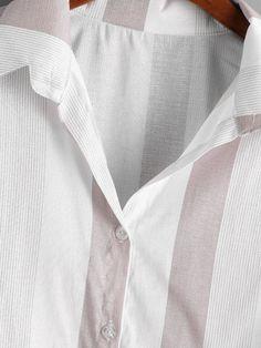 32 mejores imágenes de blusas rayas 92298dab78c0