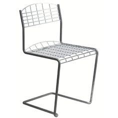 High Tech stol Grythyttan Stålmöbler - Kjøp møbler online på ROOM21.no