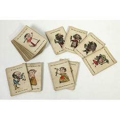 customized version of family of 4 card game