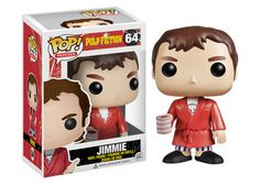 Pop! Movies: Pulp Fiction - Jimmie | Funko