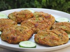 Lunch Recipes, Vegan Recipes, Cooking Recipes, Cauliflower Soup, Appetisers, Greek Recipes, Tandoori Chicken, Food To Make, Main Dishes