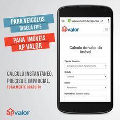 Tecnologia que aproxima pessoas de seu sonhos. Saiba mais: www.apvalor.com.br    #imóvel #investimento #aluguel #fipe #apvalor #curitiba #cwb #cwbcool #corretordeimóveis #apartamento #imóveis