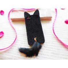 Kitty Phone Case ♡ Pinterest : @1kco0zwe8r4mzzk.