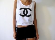 Simple Chanel shirt