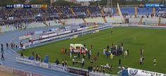 Pescara - Livorno: malore per Morosini, rianimazione in campo, partita sospesa
