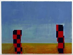 Thomas Nozkowski Images | Rubicon Gallery | Contemporary Art Gallery Dublin