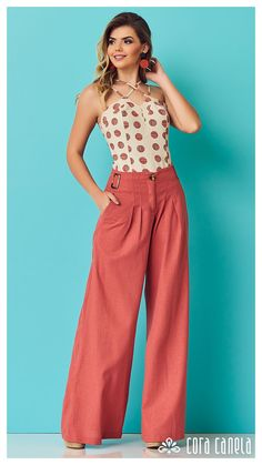LOOK BOOK 11 – Cora Canela Fashion Pants, Look Fashion, Fashion Outfits, Fashion Design, Classy Outfits, Chic Outfits, High Fashion Poses, Capsule Outfits, Elegant Outfit