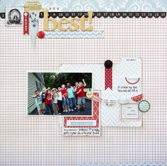 TERESA COLLINS DESIGN TEAM: Create Your Own Journaling Pocket by Stacey Michaud