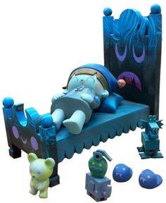 Amanda Visell x Itokin Park LE25 Nightmare Bedmonster
