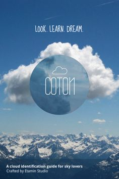 Layout & aesthetic /// Coton   ONE DAY ONE APP