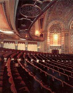 The Embassy Theatre   Fort Wayne, Indiana