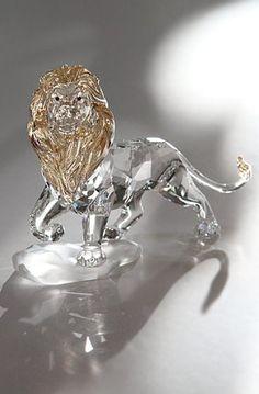 Swarovski Crystal Disney Collection, The Lion King, Mufasa. LO