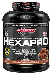 Allmax Nutrition Hexapro Meal Replacement Protein