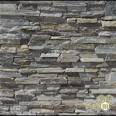 Silver Heritage Ledge Stone™ - stacked stone veneer - modern - products - other metro - Northern Stone Supply, Inc.