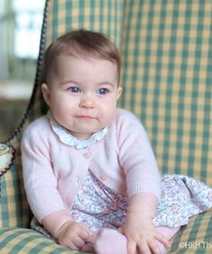 Princess Charlotte Elizabeth Diana. November 2015
