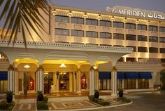 Le Meridien Abu Dhabi Hotel - looking forward to visiting our agents in Abu Dhabi for the first time in November !