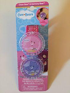Care Bear Slap Bracelet Lipgloss Set, http://www.amazon.com/dp/B00UE0QNX4/ref=cm_sw_r_pi_awdm_AFsLvb06TDXHM