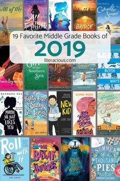 Take a look at my 19 Favorite Middle Grade Books of 2019 with a host of diverse authors, filled with amazing characters in all settings. Books For Tween Girls, Story Books For Toddlers, Books For Tweens, Toddler Books, Childrens Books, Middle School Books, Middle School Libraries, 6th Grade Reading, Reading Classes
