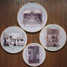 How You Can Repurpose An Embroidery Hoop � 16 Creative Ideas