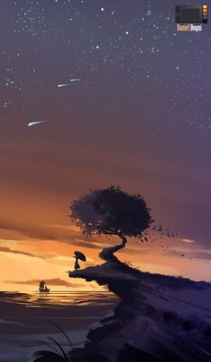 Speedpaint - Goodbye by danielbogni.deviantart.com on @deviantART