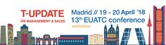Presenting at T-UPDATE – EUATC Annual Conference in Madrid