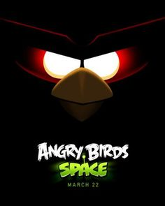 Angry Birds Space. Who's excited?! #AngryBirds