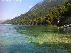 Axopetra beach, Episkopi