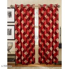 Curtains & Sheers Polyester Printed Door Curtains   *Material* Polyester  *Dimension* ( L X W ) - Curtains - 7 Ft X 4 FT  *Type* Stitched  *Description* It Has 2 Piece Of Door Curtain  *Work* Printed  *Sizes Available* Free Size *   Catalog Rating: ★4 (892)  Catalog Name: Royal Polyester Printed Door Curtains Vol 2 CatalogID_125608 C54-SC1116 Code: 213-1036954-