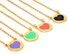 necklace with your best friends
