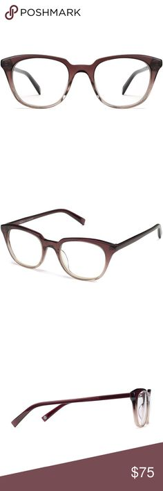b37a1d8bc3 Glasses. See more. New Warby Parker Chelsea Frames New without original  case. Non prescription lenses. Pretty and