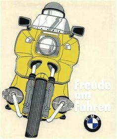 Bmw Motorbikes, Motos Bmw, Bmw Motorcycles, Bmw R1200rt, Bike Bmw, Bmw Boxer, Bmw K100, R80, Bmw Vintage