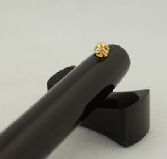 Spherical Roll Stop in Gold.  All details at www.edisonpen.com