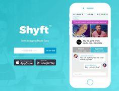 #Móviles #Productividad #empresas Shyft: app móvil para la gestión eficiente de los turnos de trabajo en empresas
