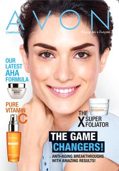 Latest Avon Campaign 11 2016 Brochure for April and May 2016. www.thinkbeautytoday.com