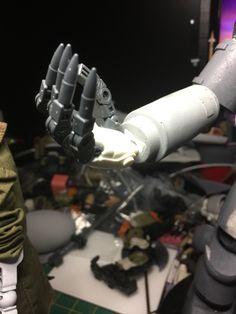 Custom 1/6 scale action figures kit bash kitbash collections 1/6th safs s.a.f.a. Ma.k.