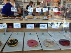 Blue Star Donuts Portland